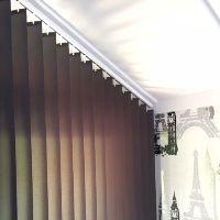 Schuine ramen geen probleem voor raamdecoratie